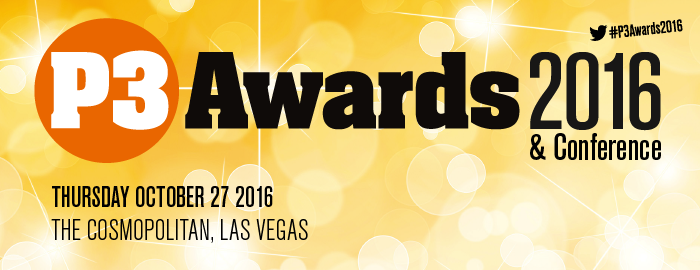 P3 Awards & Conference 2016